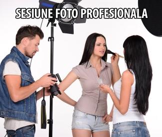 Sesiune foto profesionala