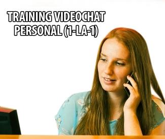 Remote training - 1 lesson
